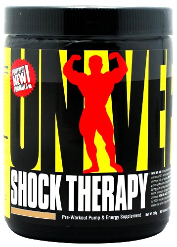Shock Therapy,  200 gr.