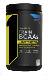 R1 Train BCAAs + Electrolytes,  450 gr.
