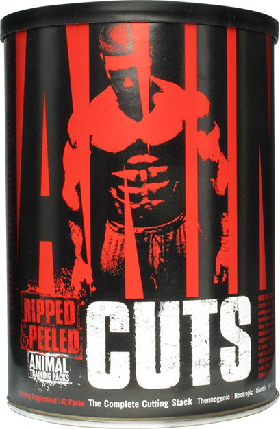 Animal Cuts,  42 pack
