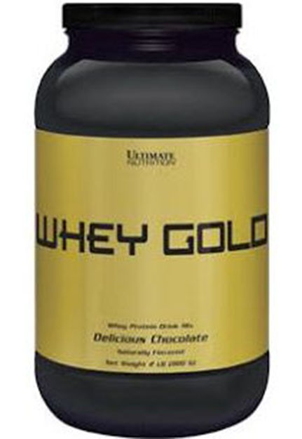 Whey Gold,  2 lbs.