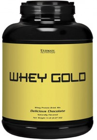 Whey Gold,  5 lbs.
