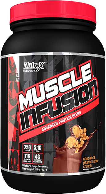 Muscle Infusion Black,  2 lbs.
