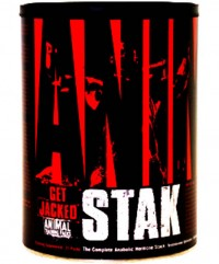 Animal Stak,   21 pack