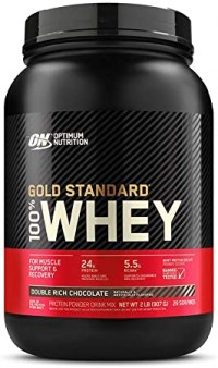 100% Whey  Gold Standard,   2 lbs.