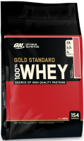 100% Whey  Gold Standard,  10 lbs.