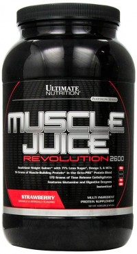 Muscle Juice Revolution 2600,  4,7 lbs.