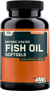 Fish Oil  1000 mg,   100 softgel.