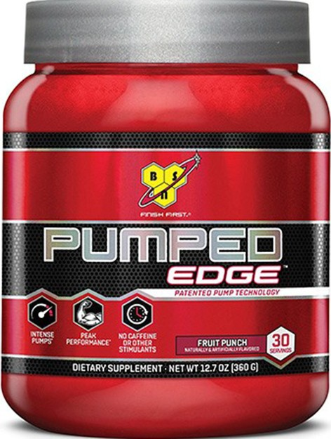 Pumped  EDGE,   360gr.