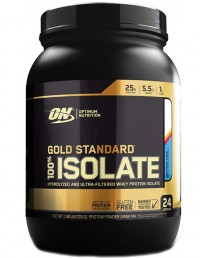 Gold Standard 100% Isolate,  1,6 lbs.