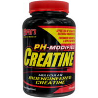 PH Modified Creatine,   120 caps.