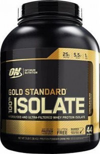 Gold Standard 100% Isolate,  3 lbs.