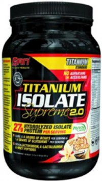 Titanium Isolate Supreme,  2 lbs.