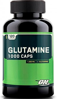 Glutamine 1000 mg,    120 caps