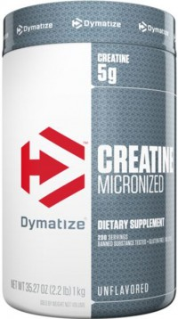 Creatine Micronized,   300 gr. (DYM)