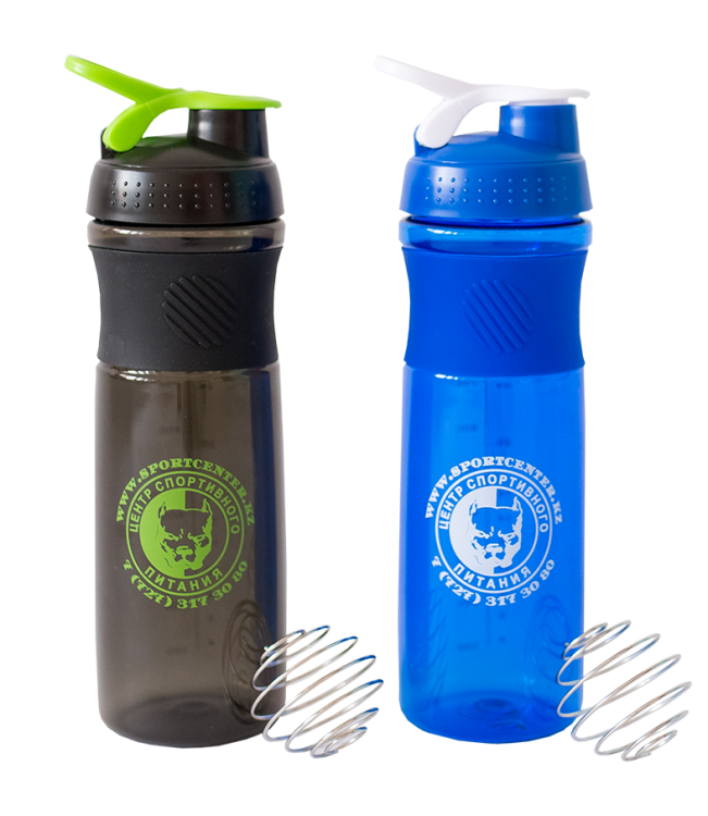 Blender Bottle  с шариком  1000 ml.