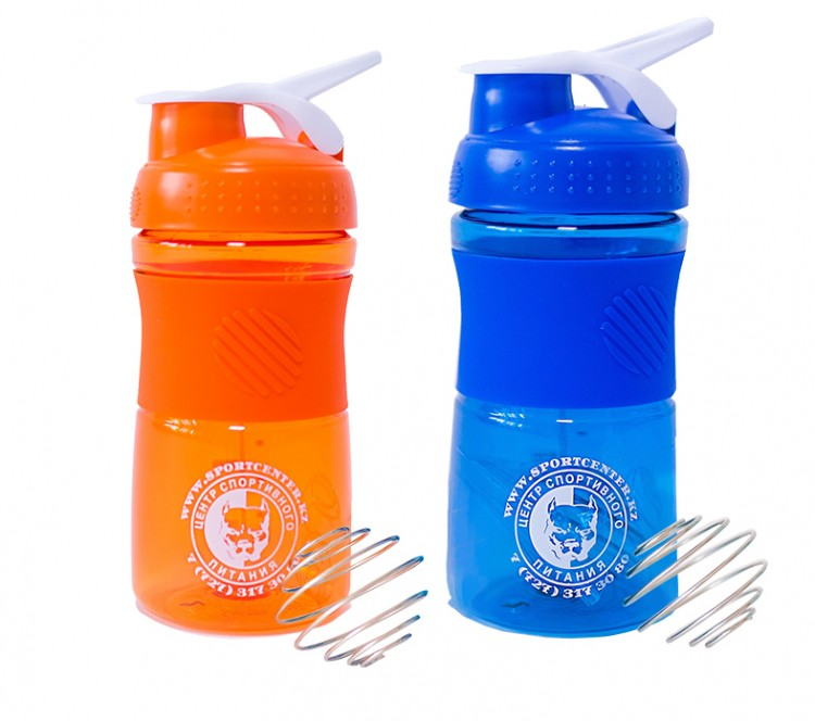 Blender Bottle  с шариком  500 ml.