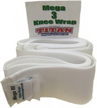 MEGA 3 KNEE WRAPS